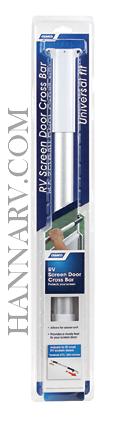 New Screen Door Cross Bar camco 42186 White