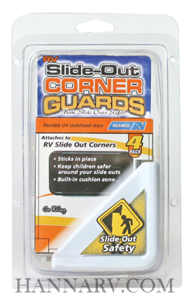 Camco 42193 Slide-Out Corner Guards