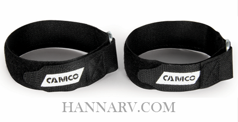 Camco 42503 Replacement RV Awning Straps - 2 Pack