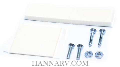 ... Camco 43581 Knife Safe - Knife Storage System - White ...  sc 1 st  Hanna Trailer Supply & Camco 43581 Knife Safe - Knife Storage System - White | MFG# 43581 ...