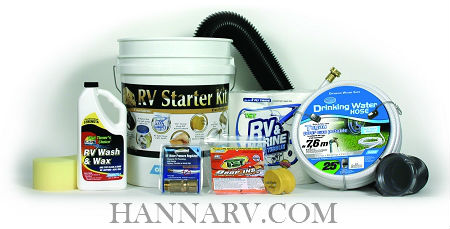 Camco 44762 Exclusive Rv Starter Kit Bucket Camco Mfg