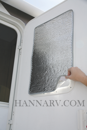 Camco 45192 Sunshield Rv Vent Insulator With Reflective Surface Rv Roof Vents And Hatches Hanna Trailer Supply