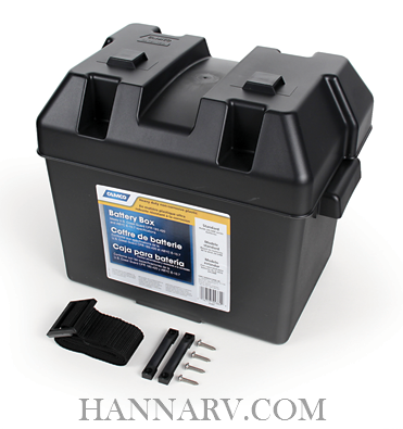 Camco 55362 Small RV Battery Box