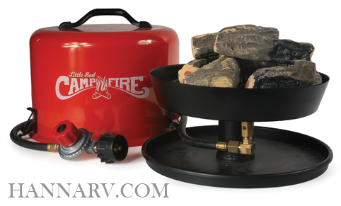 Camco 58031 Little Red Campfire