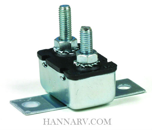 Camco 65196 20 Amp 90 Degree Mount Circuit Breaker