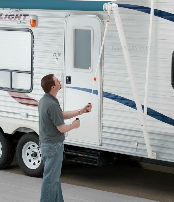 Carefree Of Colorado R001546-RP Manual RV Awning ...