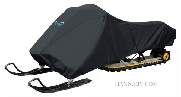 Classic Accessories 71527 SledGear Snowmobile Storage Cover - Fits Sleds up to 100 Inches Long