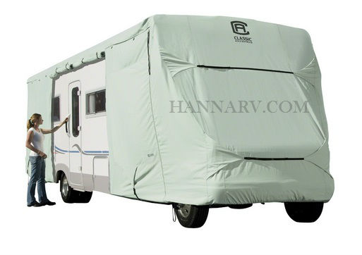 Classic Accessories 80-128 RV Cover PermaPRO Class C 20-feet - 23-feet