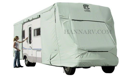 Classic Accessories 80-129 RV Cover PermaPRO Class C 23-feet - 26-feet