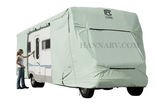 Classic Accessories 80-130 RV Cover PermaPRO Class C 26-feet - 29-feet