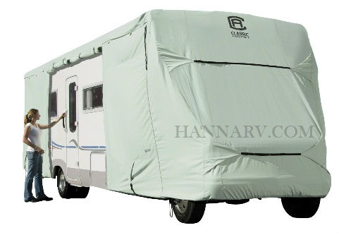Classic Accessories 80-131 RV Cover PermaPRO Class C 29-feet - 32-feet