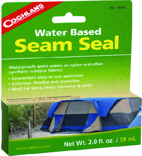 Coghlans 9695 Water Based Tent Seam Seal - 2-Oz. Tube