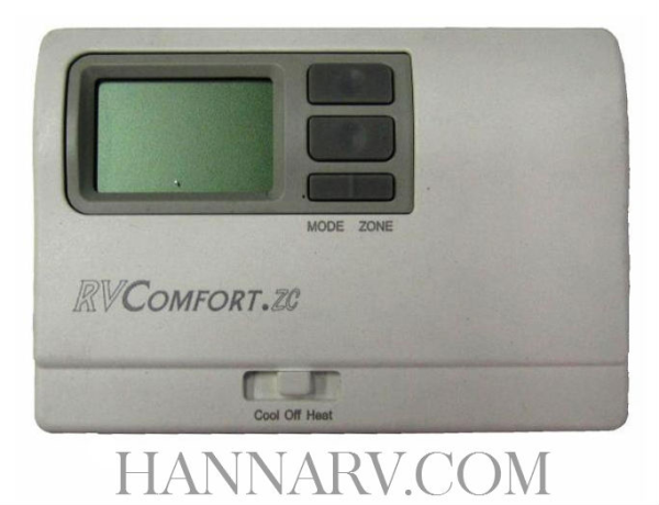 Coleman-Mach 8330D3351 Digital Zone Control Thermostat