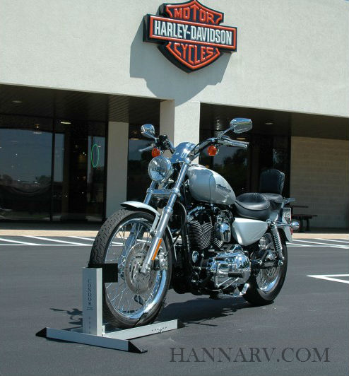 condor ps 1500 pit stop trailer stop motorcycle wheel chock