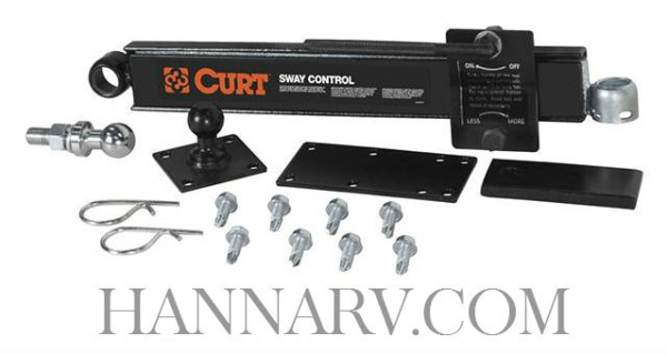 Curt 17200 Trailer Sway Control Kit