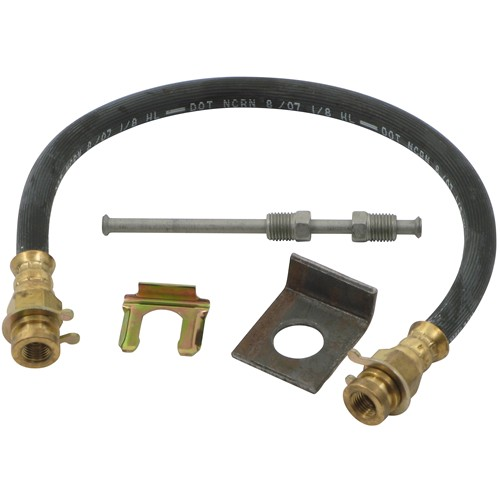 Dexter 80910-T Hydraulic Line Kit  for Torsion Flex Axles (One Wheel) with Limited Access - Use with