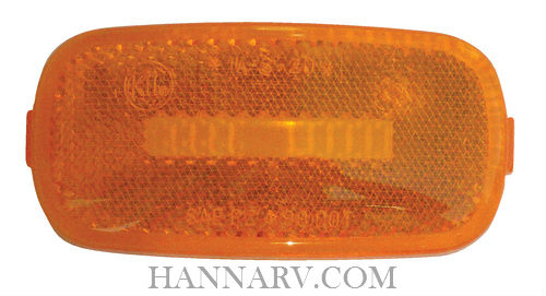 Diamond Group 52716 Replacement Amber Side Marker Lens