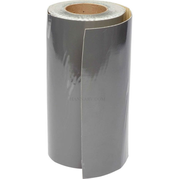 Dicor Products 533RM-12 Self-Adhesive EPDM Rubber Roof Repair Membrane - 12 Inch x 25 Foot Roll