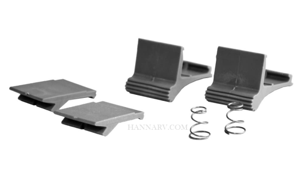 Dometic 830472p002 Rv Awning Slider Catch With Springs Kit For A E