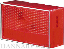 Dry Launch SPXRBW-9LX2 7-Function Universal Flip Over Left Side Tail Light Body Only