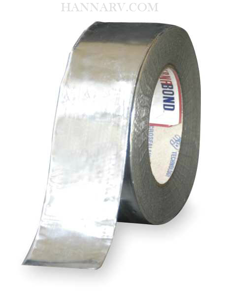 Eternabond AS-2-50 Alumibond Tape - 2 Inch x 50 Foot Roll