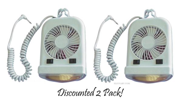 013-8M1 12 Volt Power Port for Fan Bunk Lite Fasteners Unlimited