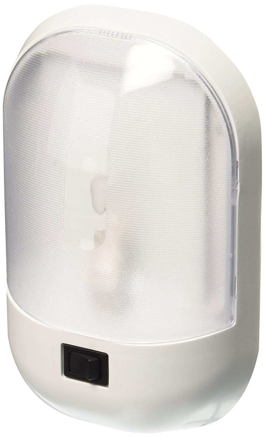 Fasteners Unlimited 001-901XPB White Dome Light with White Oval Lens