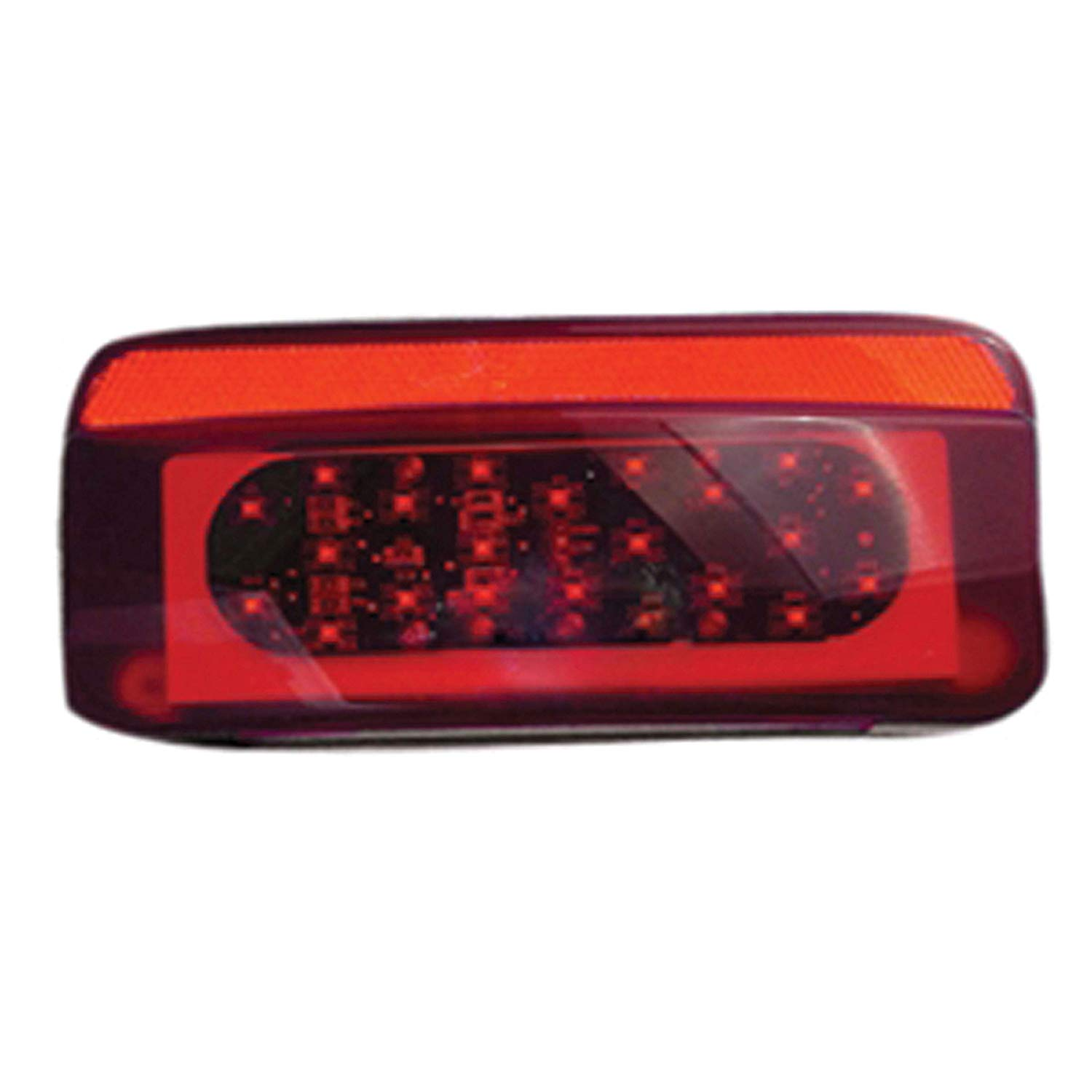 Fasteners Unlimited 003-81M1 LED Surface Mount Tail Light