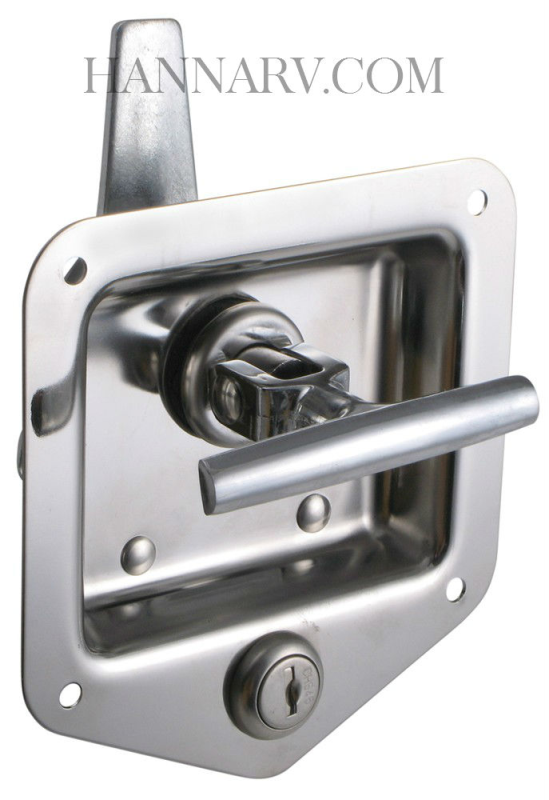 Flush Latches L4080 Stainless Steel Locking T Handle Latch
