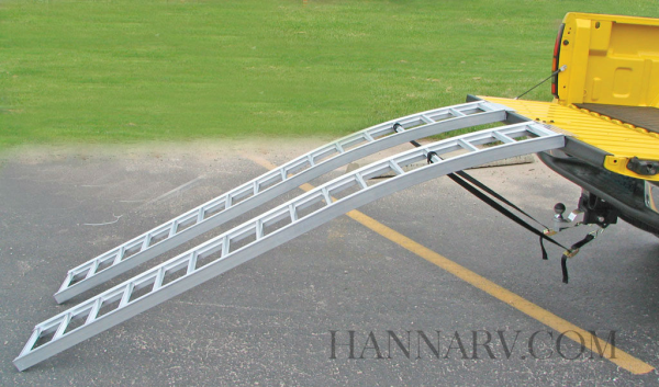 Fulton 550101 Pair of Arched Ramps - 90 Inch x 12 Inch - 1500 Lbs Weight Rating
