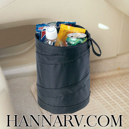 Hopkins 47354 Pop-Up Collapsible Trash Can Bin For RV Camper Trailer Car