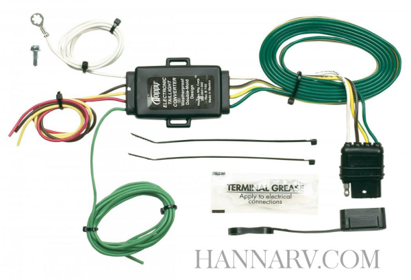 MME Products PROTEK 100 Standard 5-Wire to 4-Wire Trailer Tail Light on 4-way flat plug wiring diagram, trailer light plug diagram, 4 way flat wiring harness, 5-way flat wiring diagram, 4 way flat trailer connector, 4 pin trailer diagram, 4-way trailer light diagram, $5 flat trailer wiring diagram, 4 wire trailer diagram,