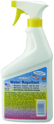 Iosso 10916 Water Repellent 32-oz. Trigger Sprayer