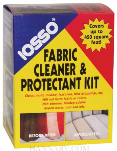 Iosso Marine Products 10901 Fabric Cleaner And Protectant Kit