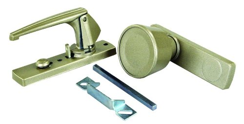JR Products 20495 Door Knob-Latch Set