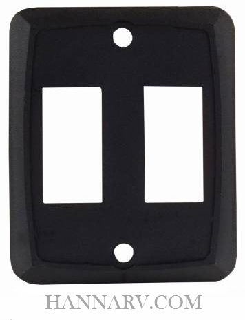 JR Products 12901-5 Ivory Double Face Plate Pack of 5 Car Electronics Accessories Car Electronics & Accessories