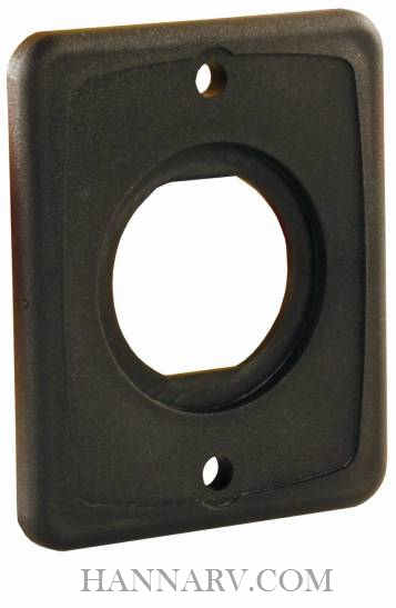 JR Products 15155 Single 12 Volt / USB Mounting Plate