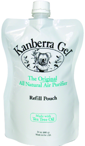 Kanberra Gel KG0024P Airborne Mold And Mildew Remover 24-oz. Gel Refill Pouch