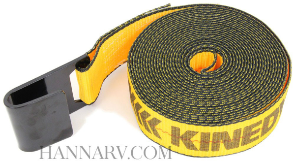 Kinedyne 4821HD-AS 2 Inch x 12 Foot Replacement Axle Strap for 804AS - 5,000 Lbs Capacity