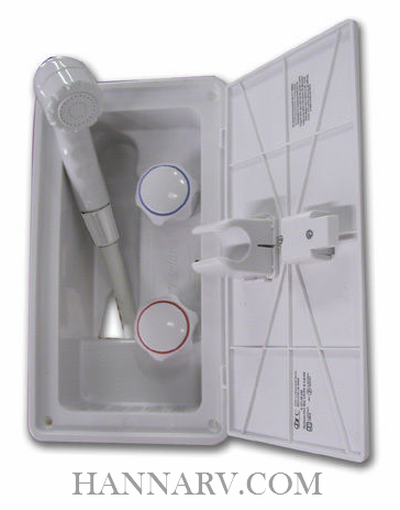 Manufacturers Select 97022-A-D Fontana Exterior Shower
