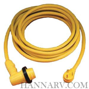 Marinco 30RPCRV 30 Amp RV Right Angle Locking Cordset