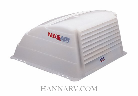 Maxx Air Vent Corp 00-933066 Roof Vent Cover - Translucent White