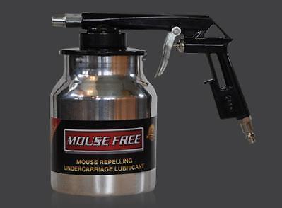 Mouse Free RV Mouse Repelling Undercarriage Lubricant Spray Gun