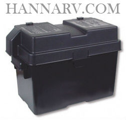 Noco HM327BK Snap-Top Group 27 Standard Battery Box