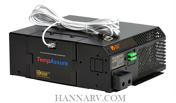 Parallax Power Supply 4435TC Paramode 35 Amp Converter with TempAssure