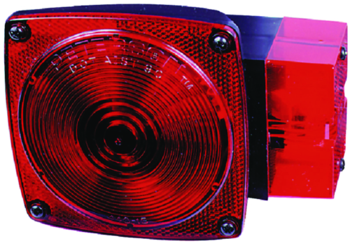 Peterson Manufacturing E452 Submersible Combination Tail Light