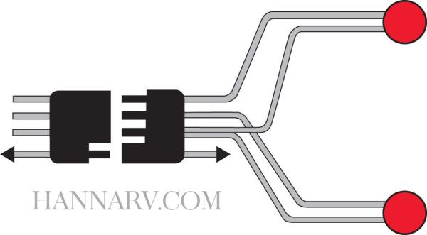 Peterson manufacturing v 5425y split trailer wiring harness mfg v peterson manufacturing v 5425y split trailer wiring harness asfbconference2016 Image collections