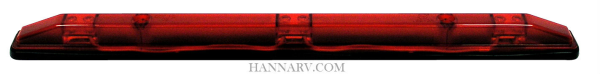 Peterson Manufacturing V169-3R Red LED Identification Light Bar