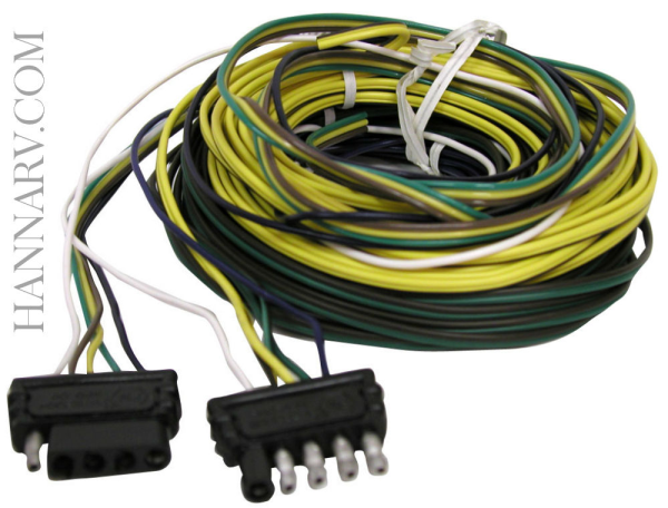 Peterson Manufacturing V5525Y Split Trailer Harness Kit