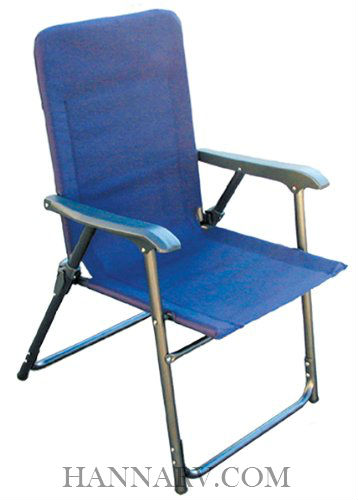 Prime Products 13-3341 Elite Folding Chair - California Blue